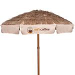 Le parasol style Palapa