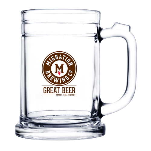 buck à bière 16 oz