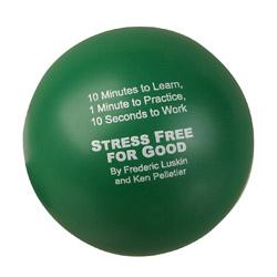 balle anti-stress standard : ronde
