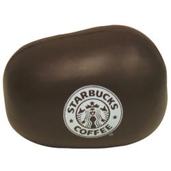 balle anti-stress : grain de café