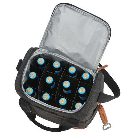 Sac-glacière pour 12 bouteilles
