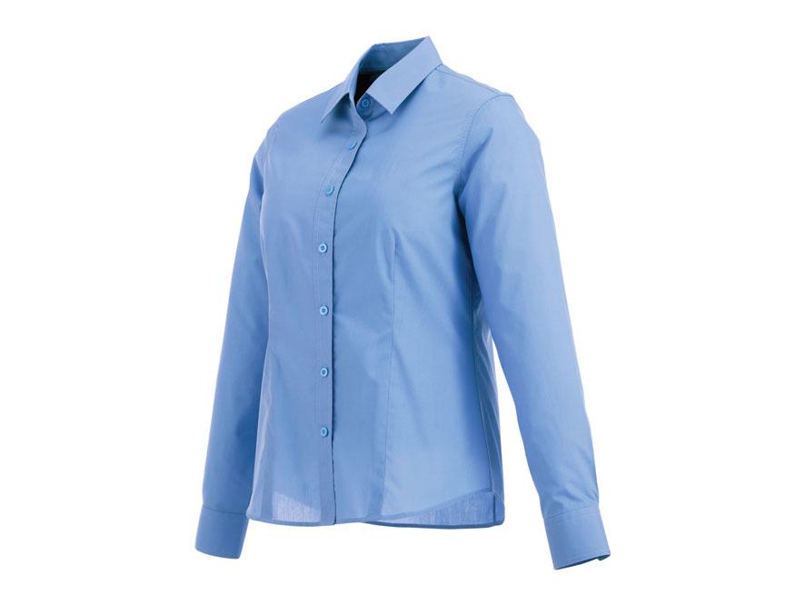 Chemise à manches longues femme