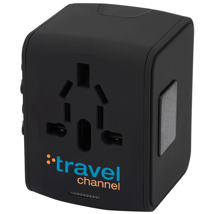 Adaptateur de voyage à 4 ports USB