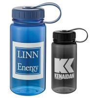 bouteille en plastique 18 oz, sans BPA