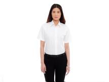 Chemise à manches courtes femme