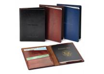 Porte-passeport avec IDRF