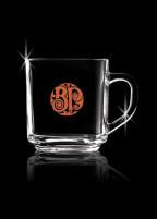 tasse à café 10 oz en verre