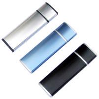 fini aluminium brossé
