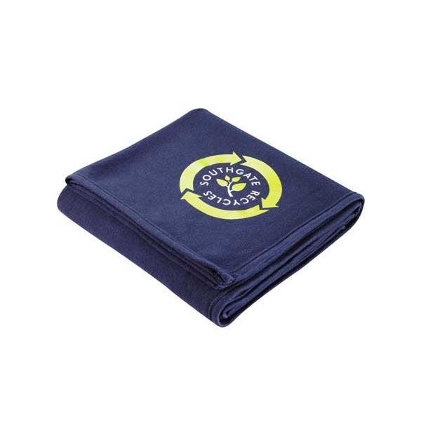 couverture coton/polyester