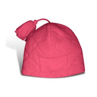 PJL-3829 tricot 100% acrylique avec pom-pom