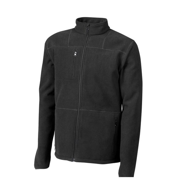 manteau à 3 épaisseurs contrecollé en molleton