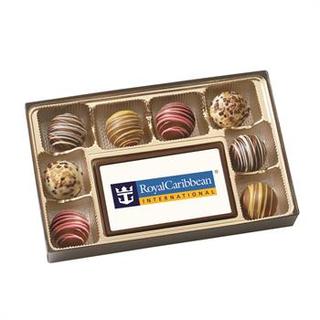 PJL-4966 Boîte de 8 truffes