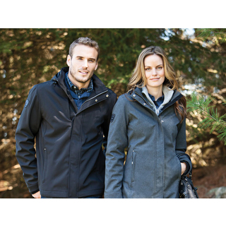 PJL-5163F Coquille souple femme Roots