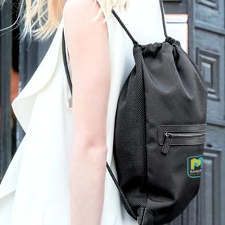 PJL-5258 sac à dos à cordelettes haut de gamme