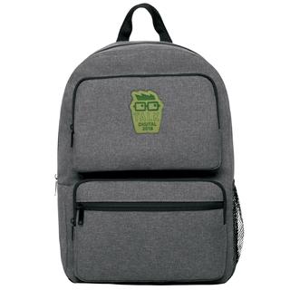 PJL-5261 sac à dos avec double poche