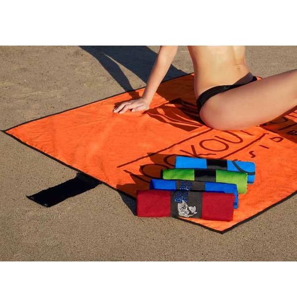 couverture de plage repousse sable