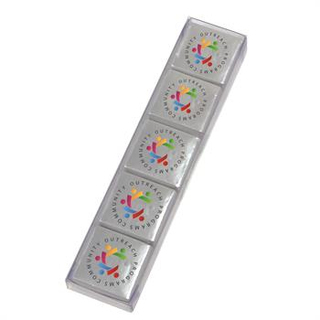 PJL-5330 10 carrés de chocolat