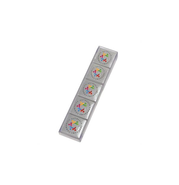 10 carrés de chocolat