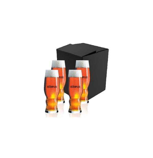 ensemble de quatre verres à bière 16oz