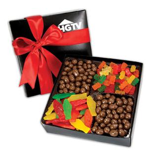 PJL-5333 boîte gourmet de bonbon et chocolat