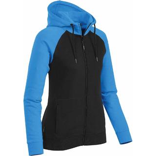 PJL-5413F veste à capuchon athlétique avec zip