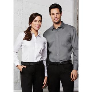 PJL-5435F chemise manche longue infroissable et antitaches
