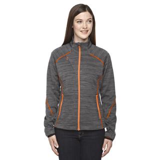 PJL-5475F manteau texturé en molleton contrecollé