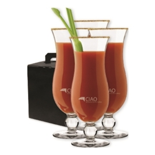 PJL-5673 ensemble de 4 verres 23 oz.