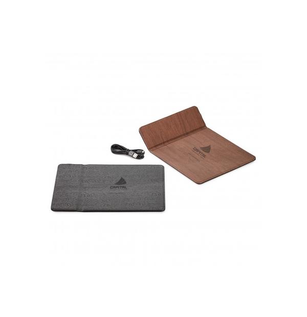 Tapis de souris à rechargement sans fil