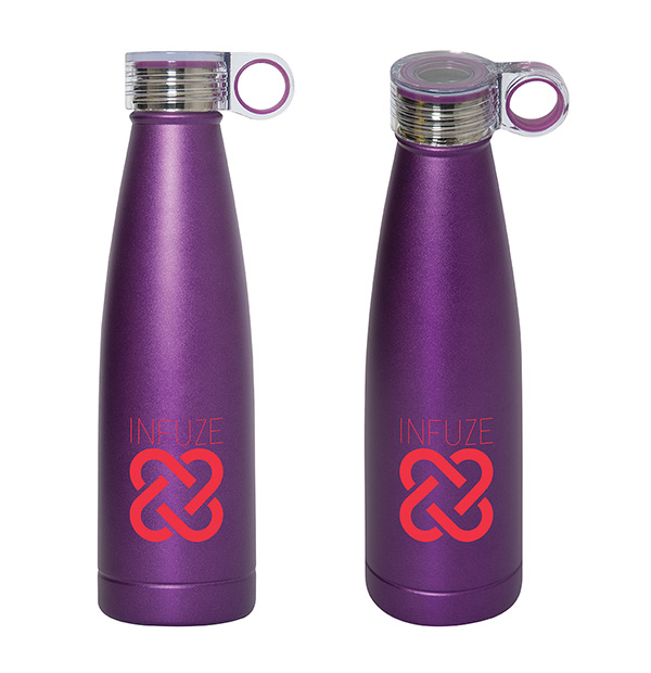 Bouteille en stainless simple 25oz