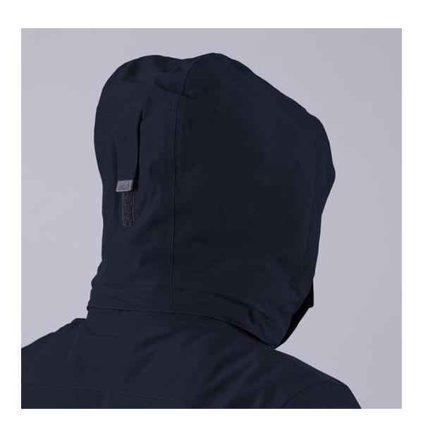 Manteau isolé