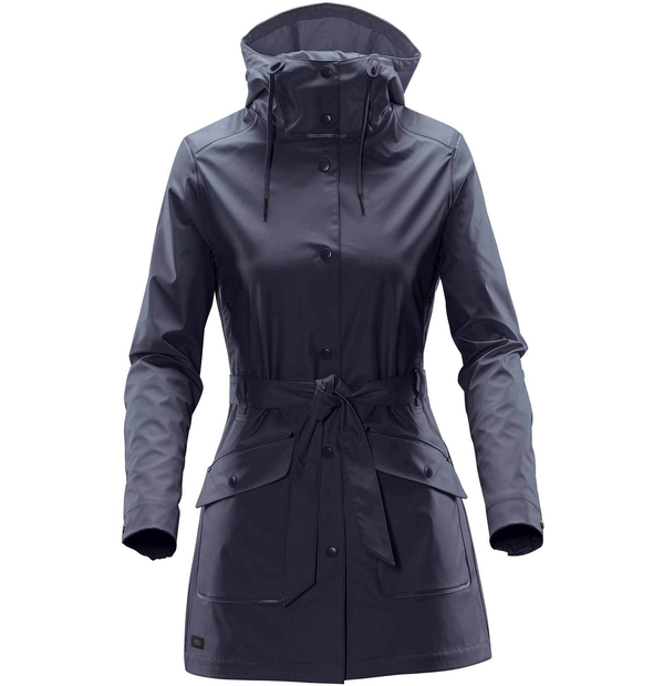 Manteau de pluie élégant