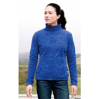PJL-6243F Veste en tricot avec fermeture éclair