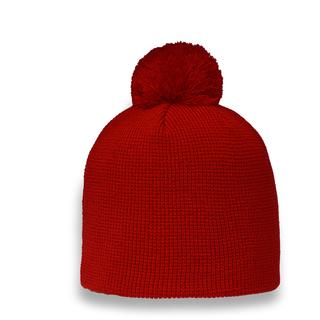 PJL-6340 Tuque en tricot et pompon
