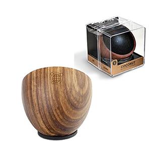PJL-6348 Petit haut parleur sans fil en bois 5 Watt