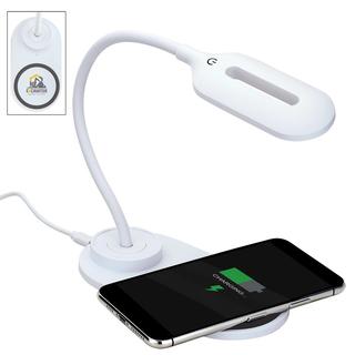 PJL-6391 Lampe de bureau et chargeur sans fils 10 w