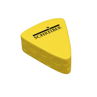 PJL-010 balle anti-stress en forme de fromage