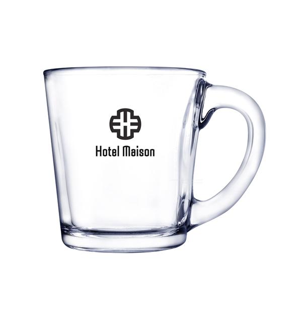 tasse à café 13 oz en verre