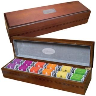 PJL-1216 72 sachets de thé dans une boîte cadeau