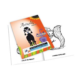 PJL-1643 livre à colorier
