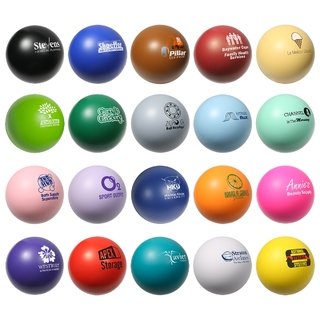 PJL-003 balle anti-stress standard : ronde