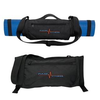 PJL-5016 Bandoulière avec pochette pour matelas de yoga