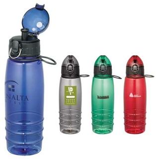 PJL-649 bouteille de plastique incassable, 22 oz