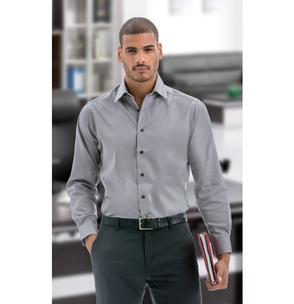 chemise habillée sans repassage