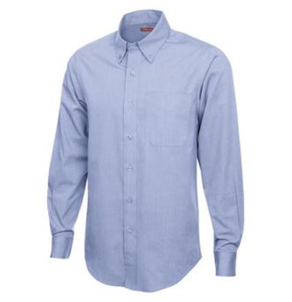 chemise tissé texturé