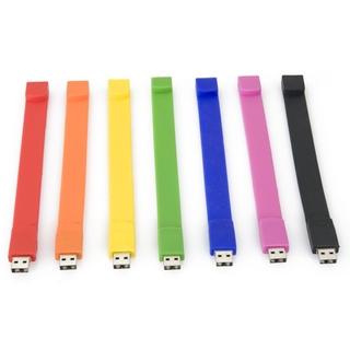 PJL-3356 clé usb - bracelet en silicone