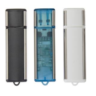 PJL-3342 Clé USB - fini plastique et métal