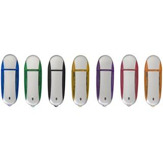 PJL-3331 Clé USB - métal et plastique translucide