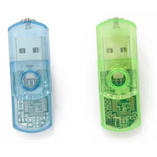 PJL-3347 Clé USB - plastique translucide