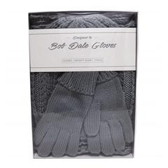 """Ensemble cadeau tuque, foulard """"infinity"""" et gants"""